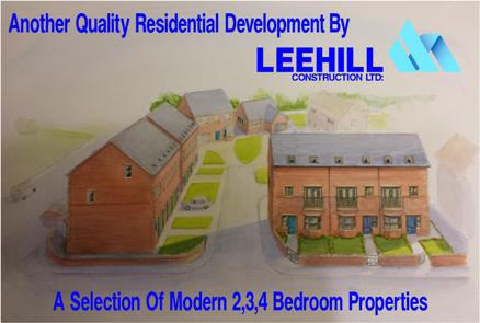 LEEHILL commence new housing development at South Church